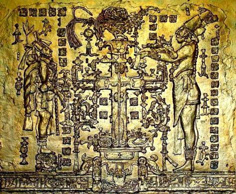 Кресты майя