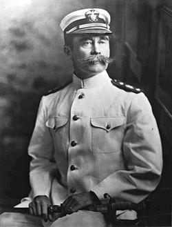 Американский морской офицер Роберт Пири