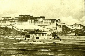 Столица Тибета—Лхаса