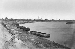 Рыбинск. Волга. Начало XX века