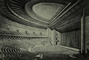 Архитектура Дворца Советов