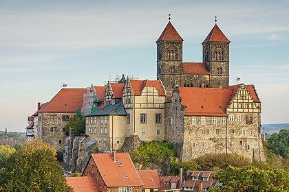 Кведлинбургское аббатство