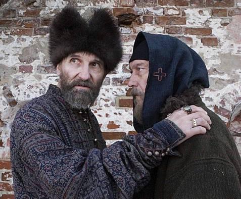"Кадр из фильма ""Царь"" реж.П.Лунгин"