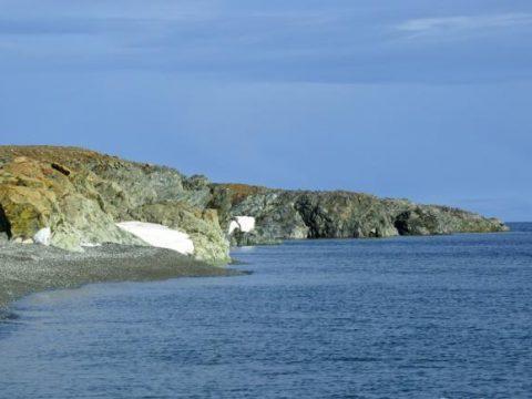 Остров Северный Фаддея